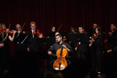2018 String Orchestra